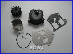 Water Pump Kit with Impeller OMC King Cobra Sterndrive I/O 1992-95, 3854661
