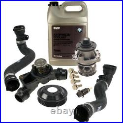 Water Pump and Thermostat Replacement Kit for BMW 325xi 328i 330Ci 330i 330xi