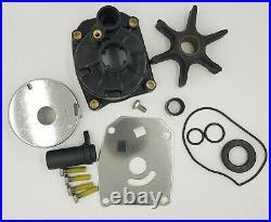 Water pump impeller kit Johnson Evinrude V4 V6 V8 75 90 250 HP outboard 5001595