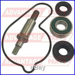 Yamaha Yfz 450 YFZ450 Water Pump Shaft Seal Bearing Gasket Repair Kit 2004-2013