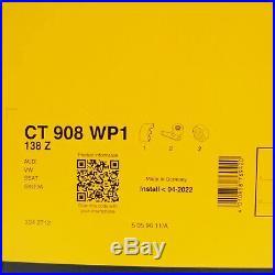 Zahnriemensatz mit Wasserpumpe Conti VAG 1,6l AEH AKL APF AVU BGU BSE BSF CCSA